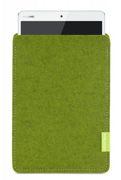 MediaPad Sleeve Farn-Green