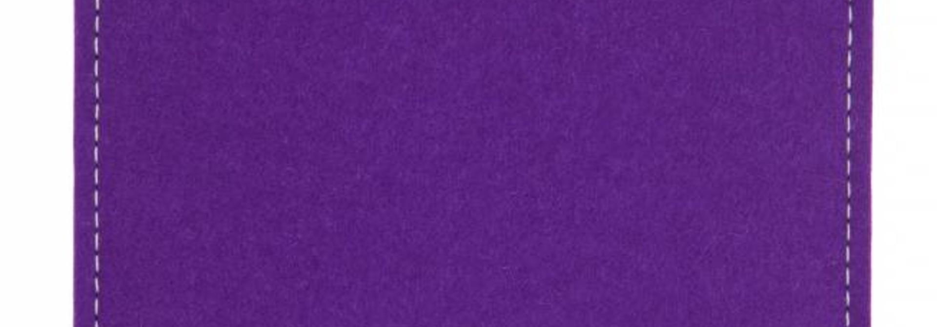MediaPad Sleeve Purple