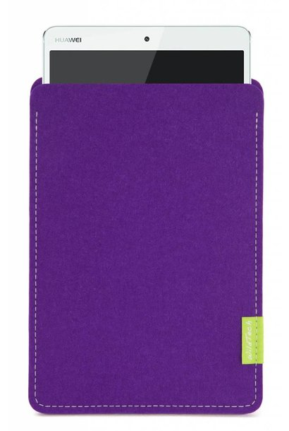 MediaPad Sleeve Purple