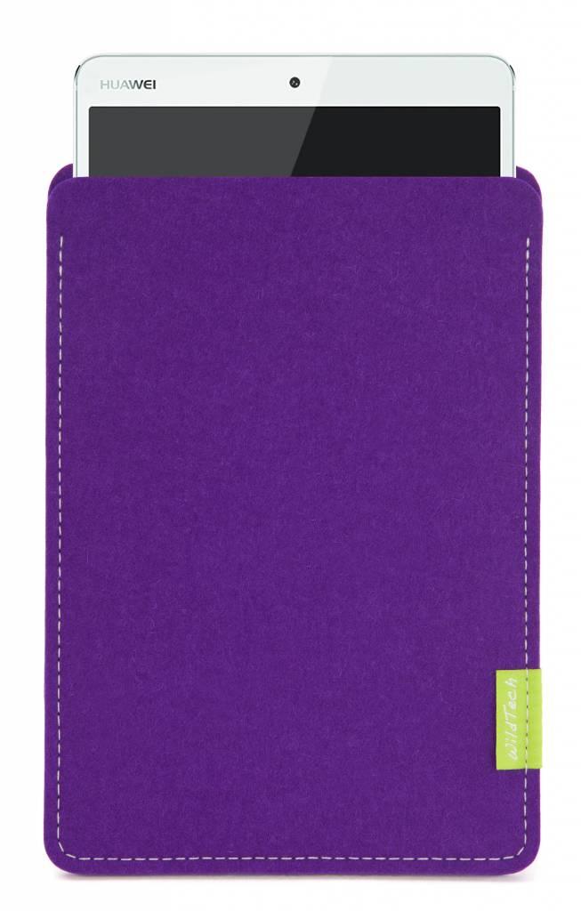 MediaPad Sleeve Purple-1