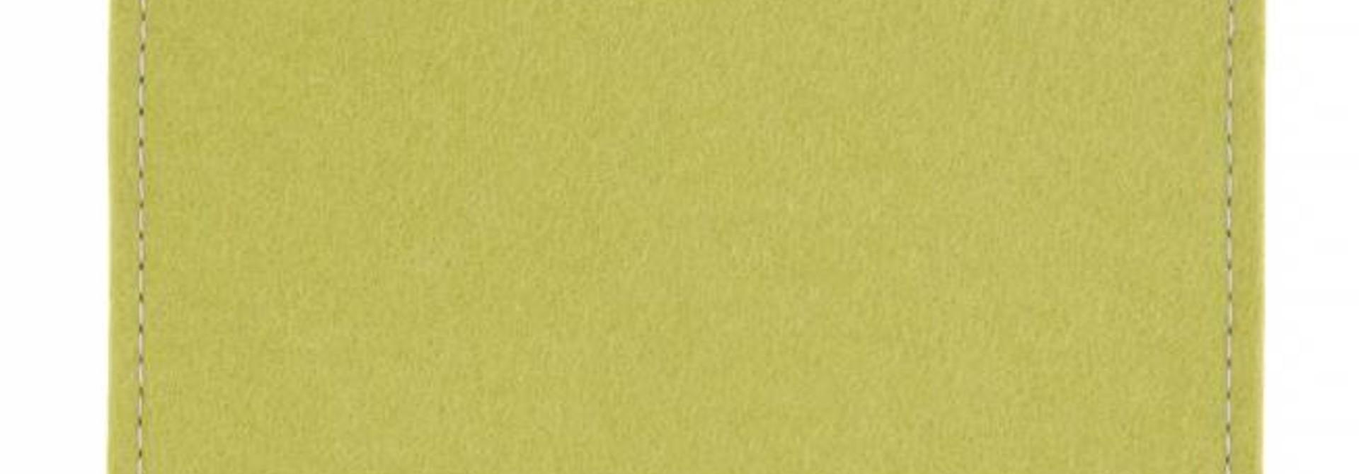 MediaPad Sleeve Lime-Green