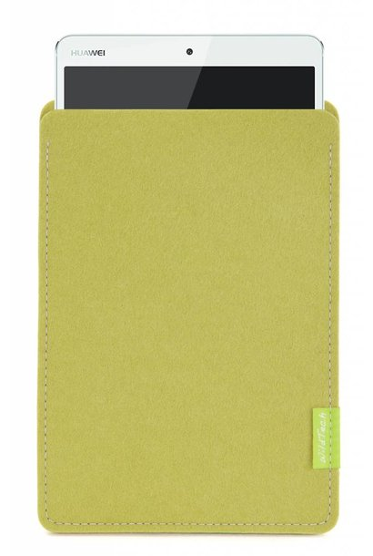 MediaPad Sleeve Lindgrün