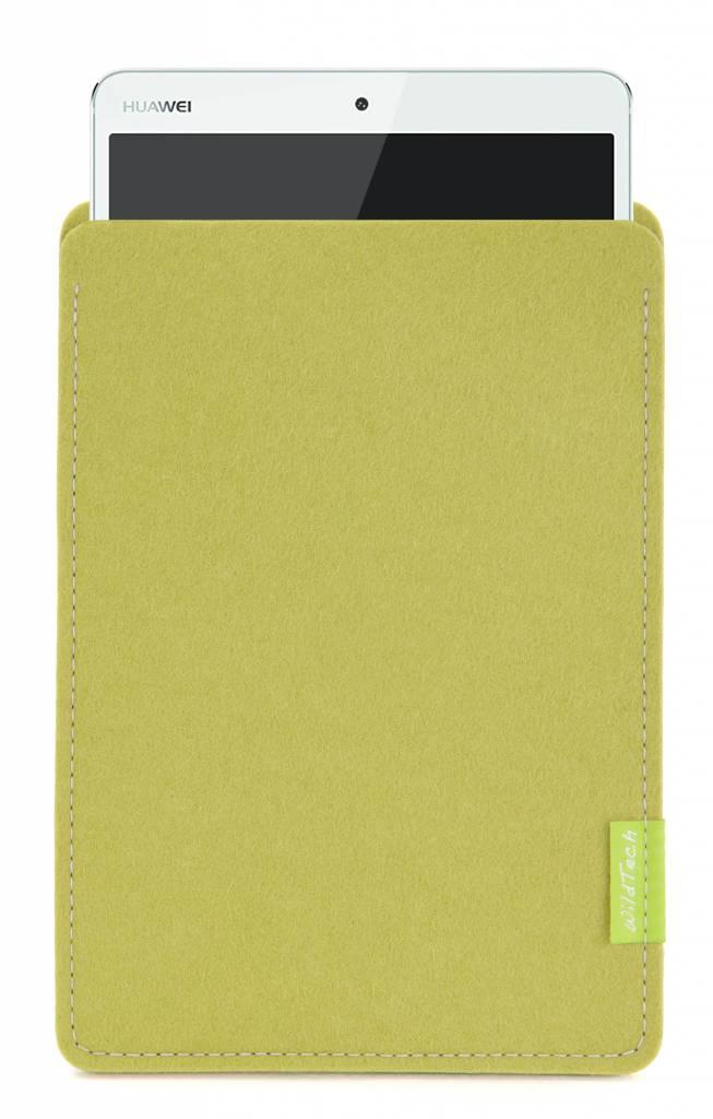 MediaPad Sleeve Lime-Green-1