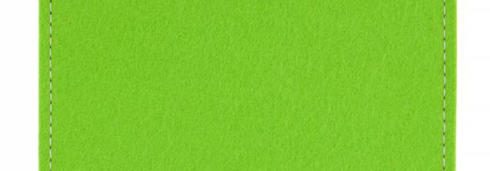 MediaPad Sleeve Maigrün