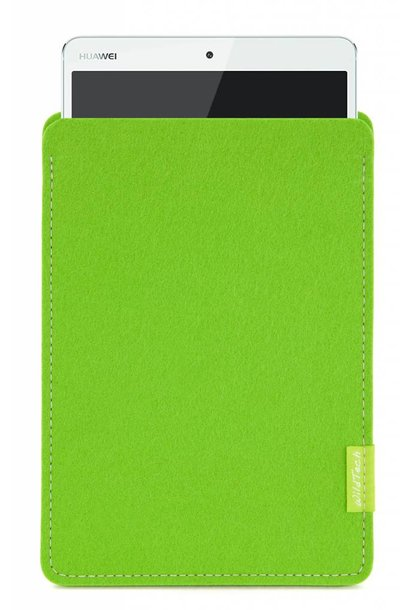 MediaPad Sleeve Bright-Green
