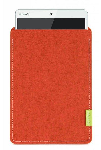 MediaPad Sleeve Rust