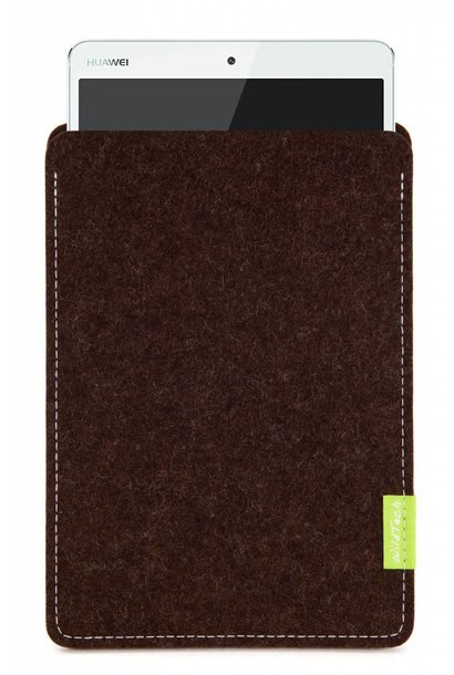 MediaPad Sleeve Truffle-Brown