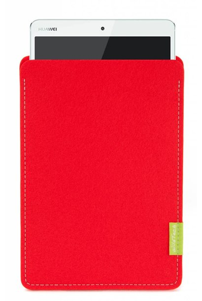 MediaPad Sleeve Bright-Red