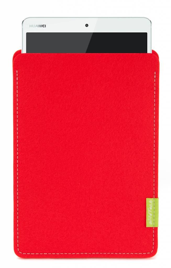 MediaPad Sleeve Hellrot-1