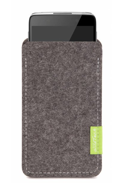 One Touch Sleeve Grey