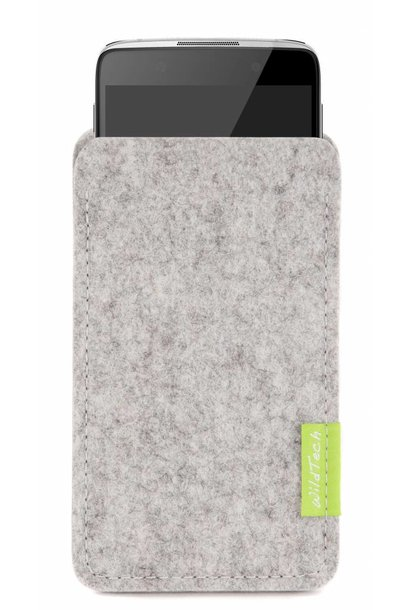 One Touch Sleeve Light-Grey