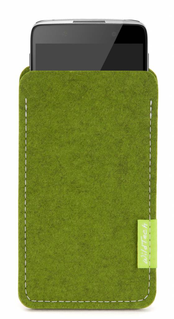 One Touch Sleeve Farn-Green-1