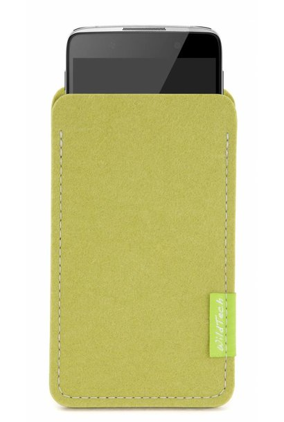 One Touch Sleeve Lime-Green