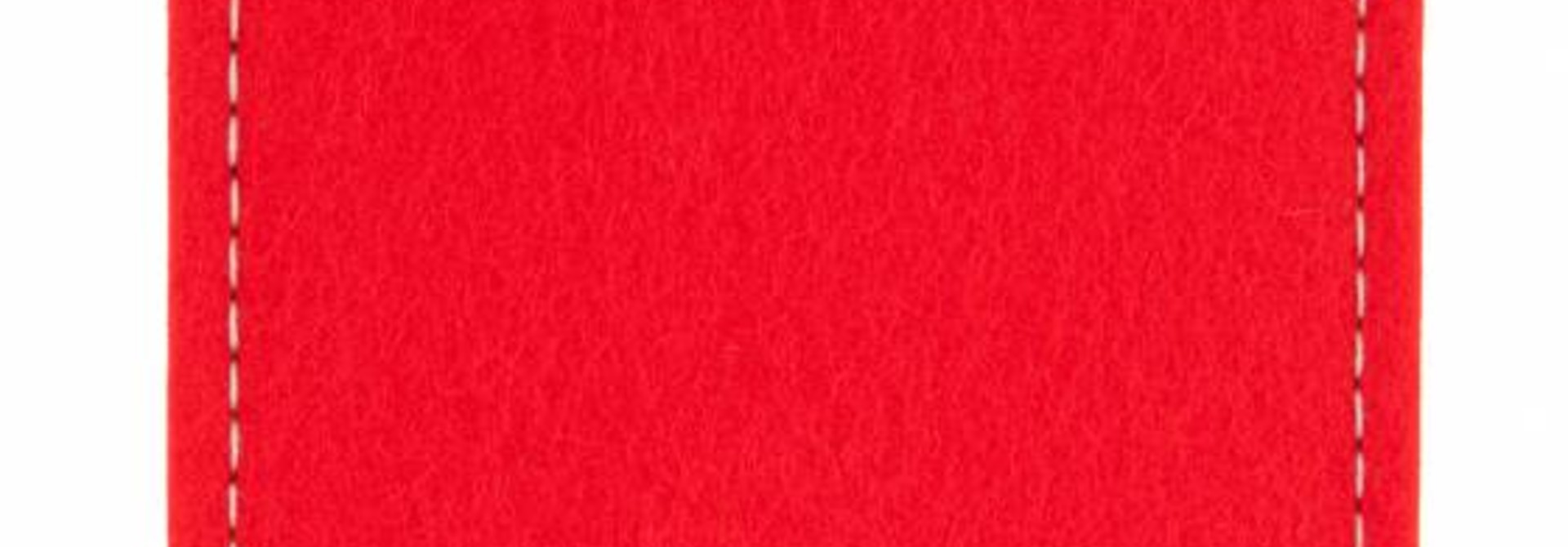 One Touch Sleeve Bright-Red