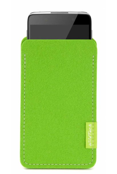 One Touch Sleeve Bright-Green