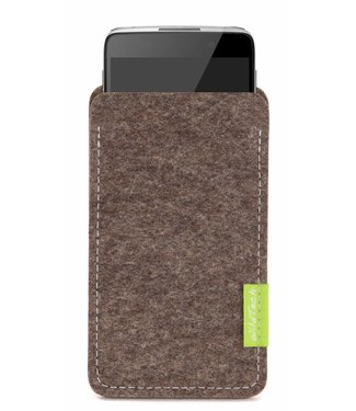 Alcatel One Touch Sleeve Natur-Meliert