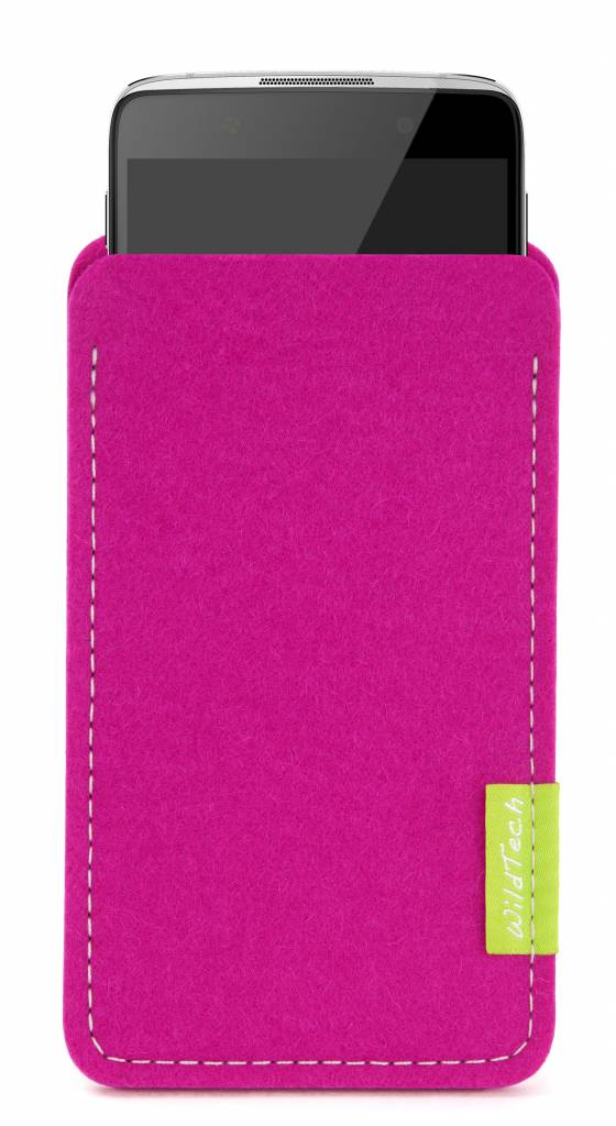 One Touch Sleeve Pink-1