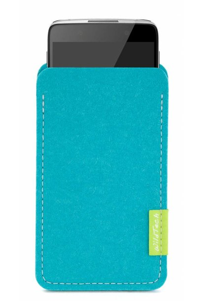 One Touch Sleeve Turquoise