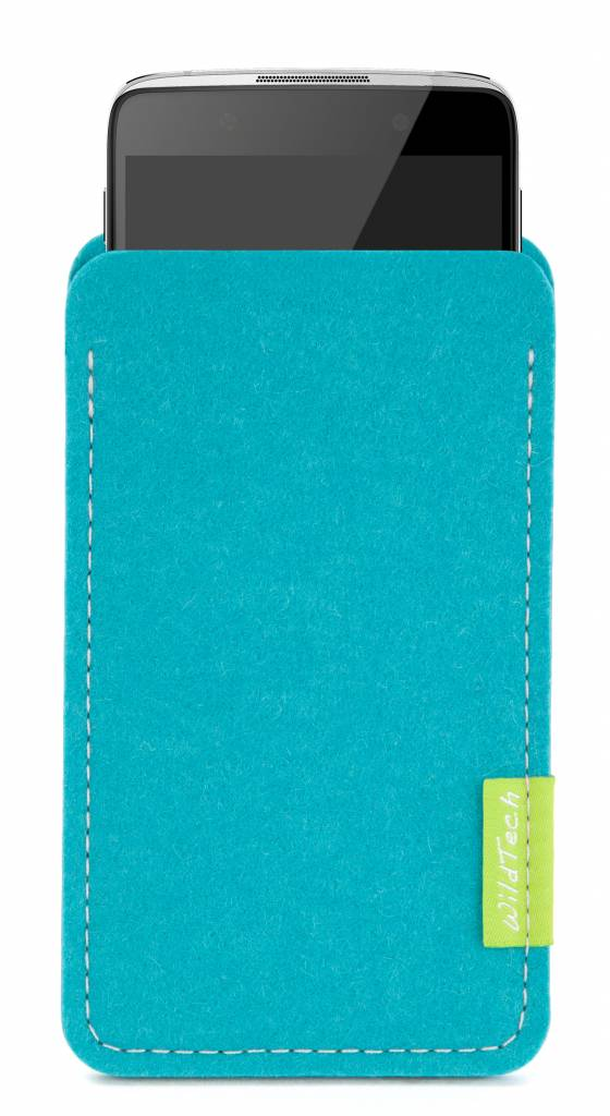 One Touch Sleeve Turquoise-1