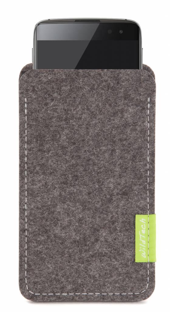 Sleeve Grau-2