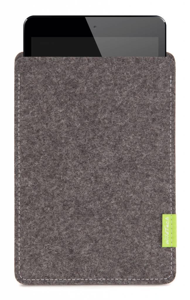 iPad Sleeve Grey-2