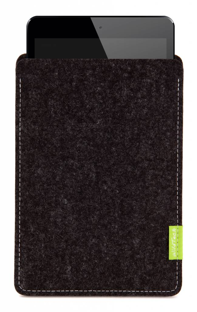 iPad Sleeve Anthrazit-2