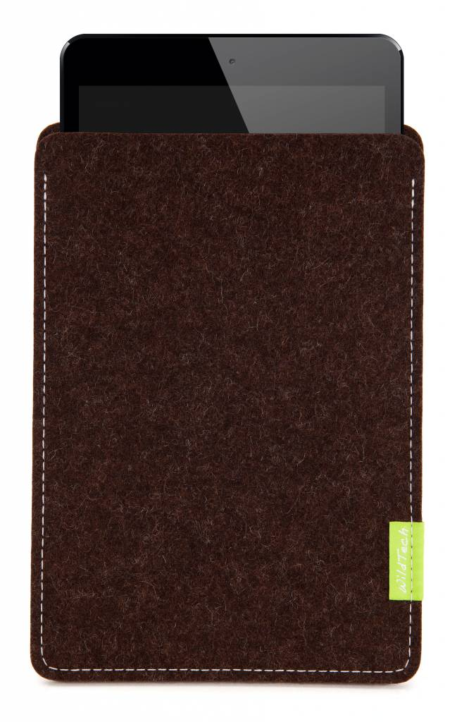iPad Sleeve Truffle-Brown-2