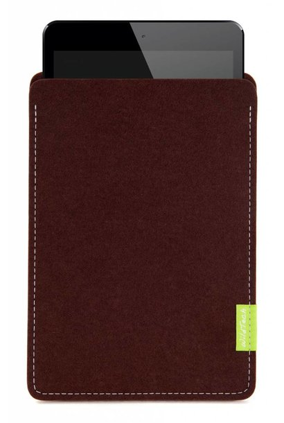 iPad Sleeve Dark-Brown