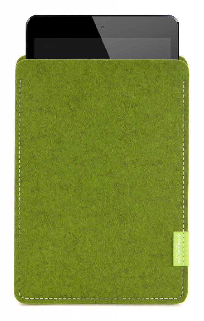 iPad Sleeve Farn-Green-2