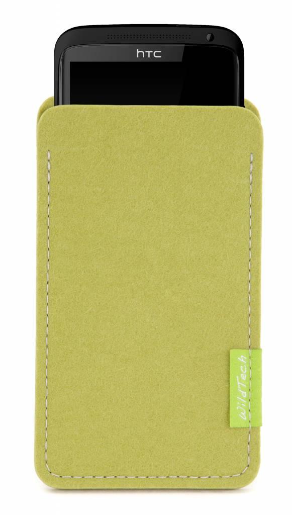 U / Desire / One Sleeve Lime-Green-2