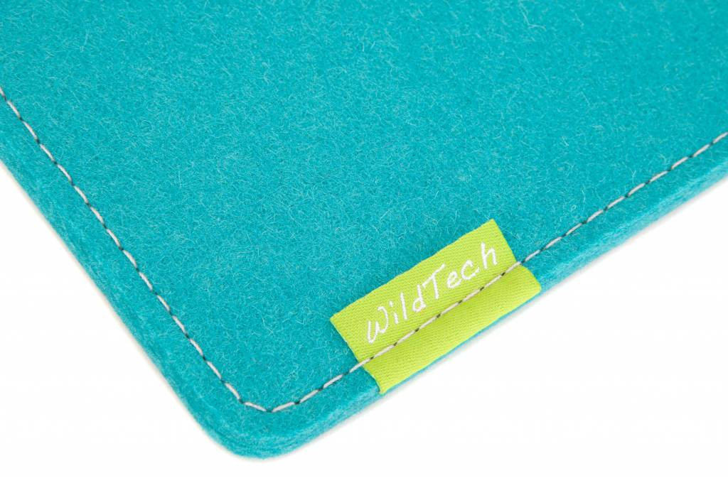 U / Desire / One Sleeve Turquoise-3