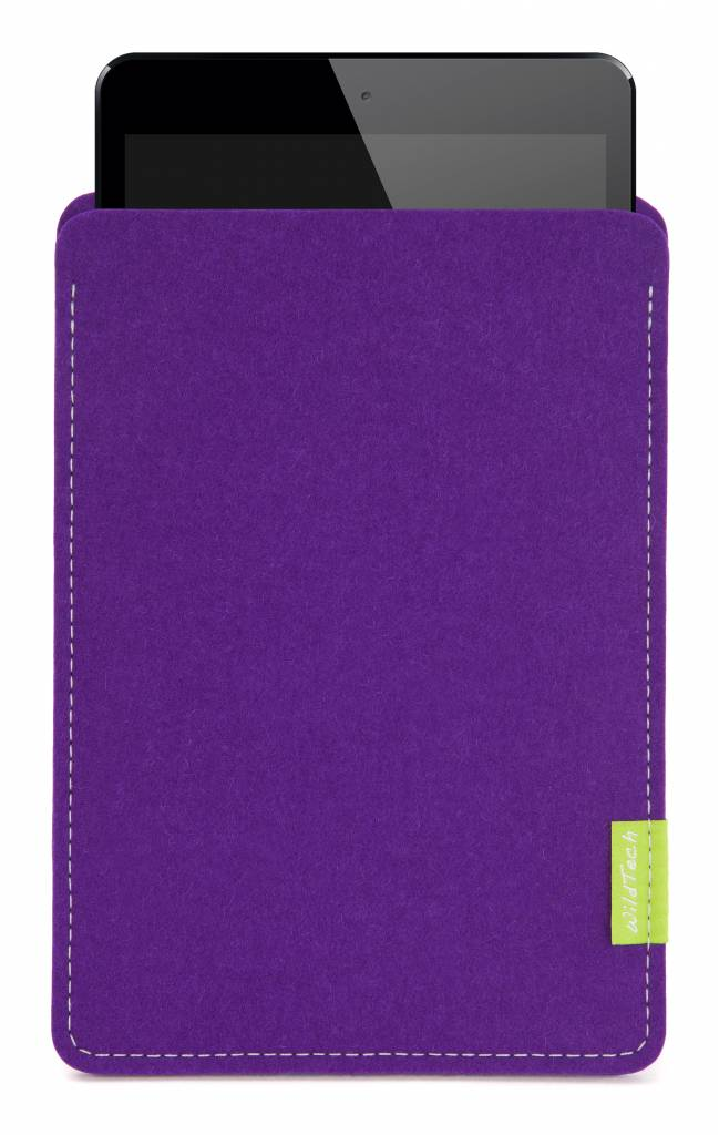 iPad Sleeve Lila-2