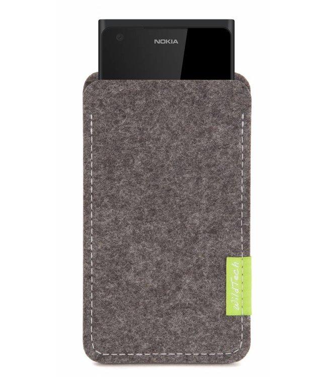 Nokia Sleeve Grau