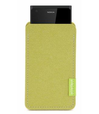Nokia Sleeve Lindgrün