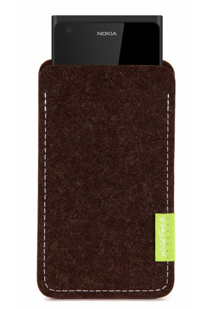 Sleeve Truffle-Brown