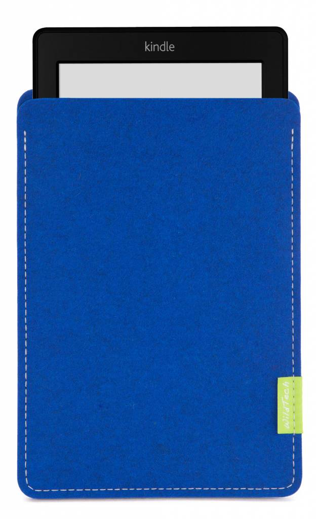 Kindle Sleeve Azure-1