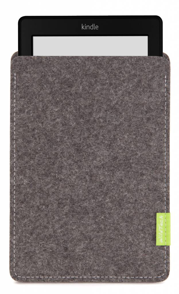 Kindle Sleeve Grau-1