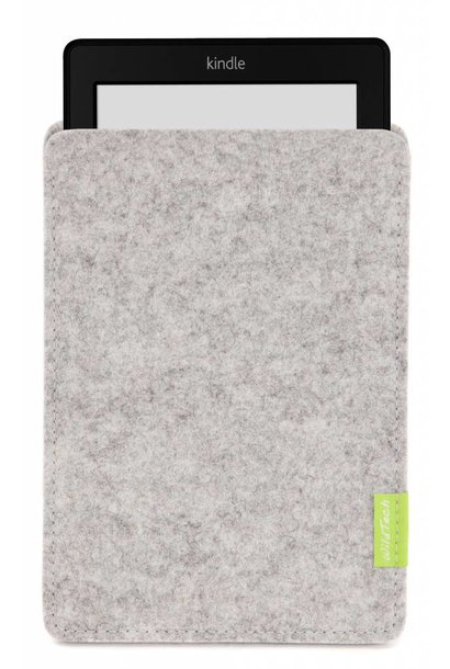 Kindle Sleeve Light-Grey