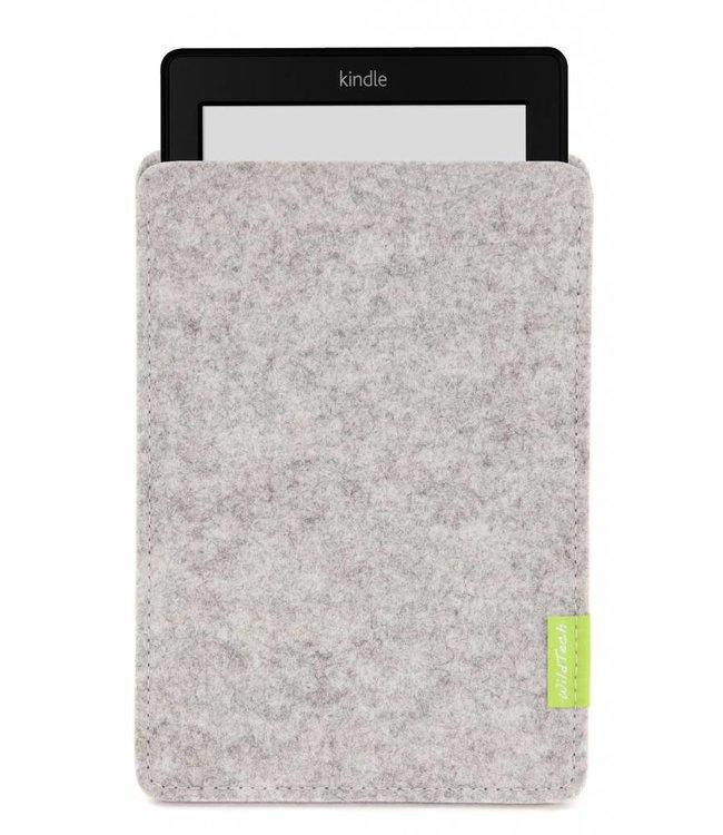 Amazon Kindle Sleeve Hellgrau
