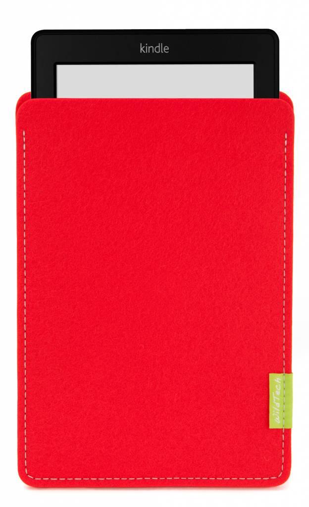 Kindle Sleeve Hellrot-1
