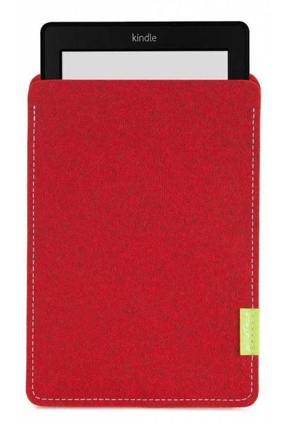 Kindle Sleeve Kirschrot