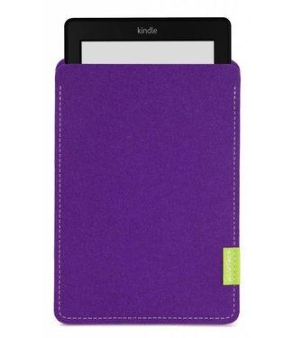 Amazon Kindle Sleeve Lila