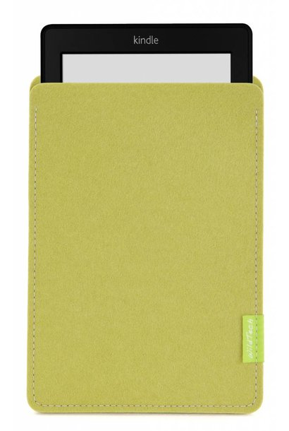 Kindle Sleeve Lime-Green