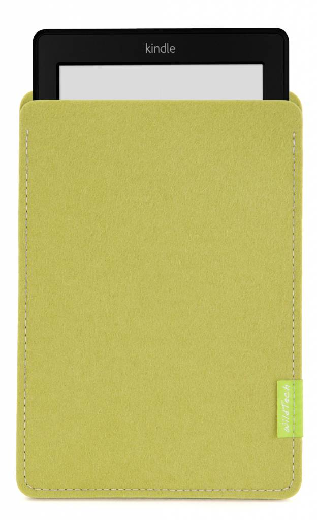 Kindle Sleeve Lime-Green-1