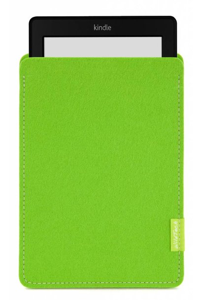Kindle Sleeve Bright-Green