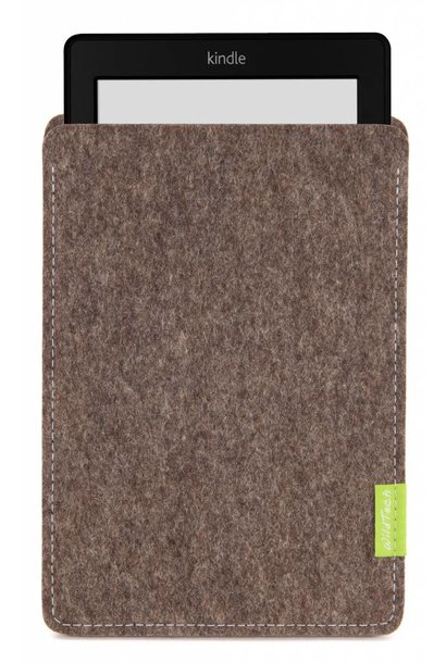 Kindle Sleeve Natur-Meliert