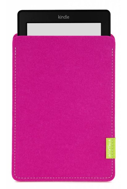 Kindle Sleeve Pink