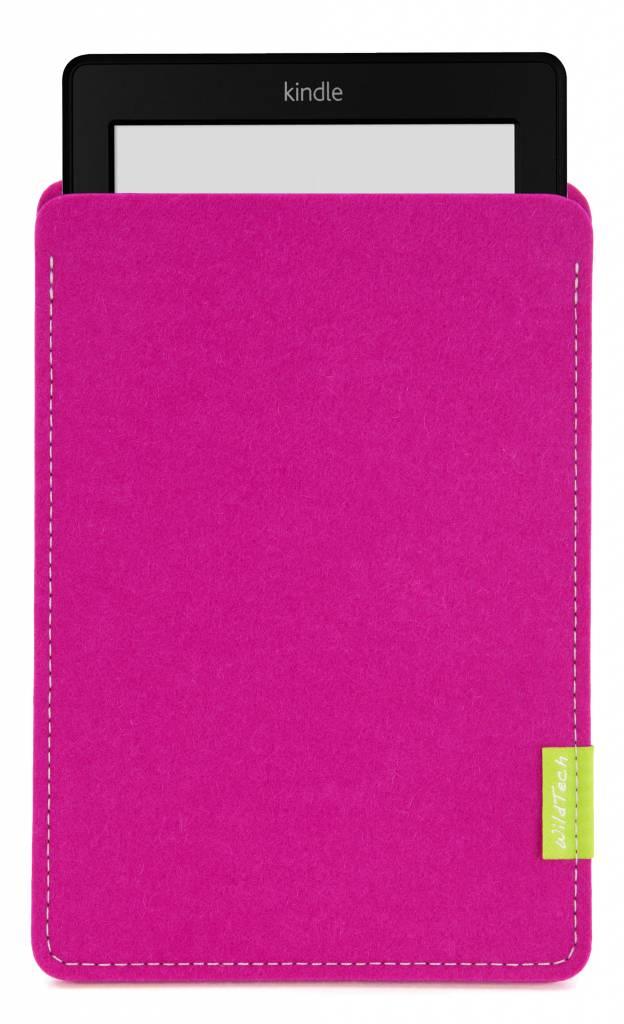 Kindle Sleeve Pink-1