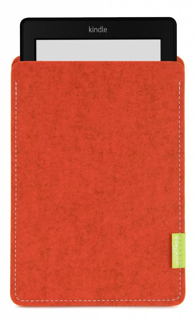 Kindle Sleeve Rust-1