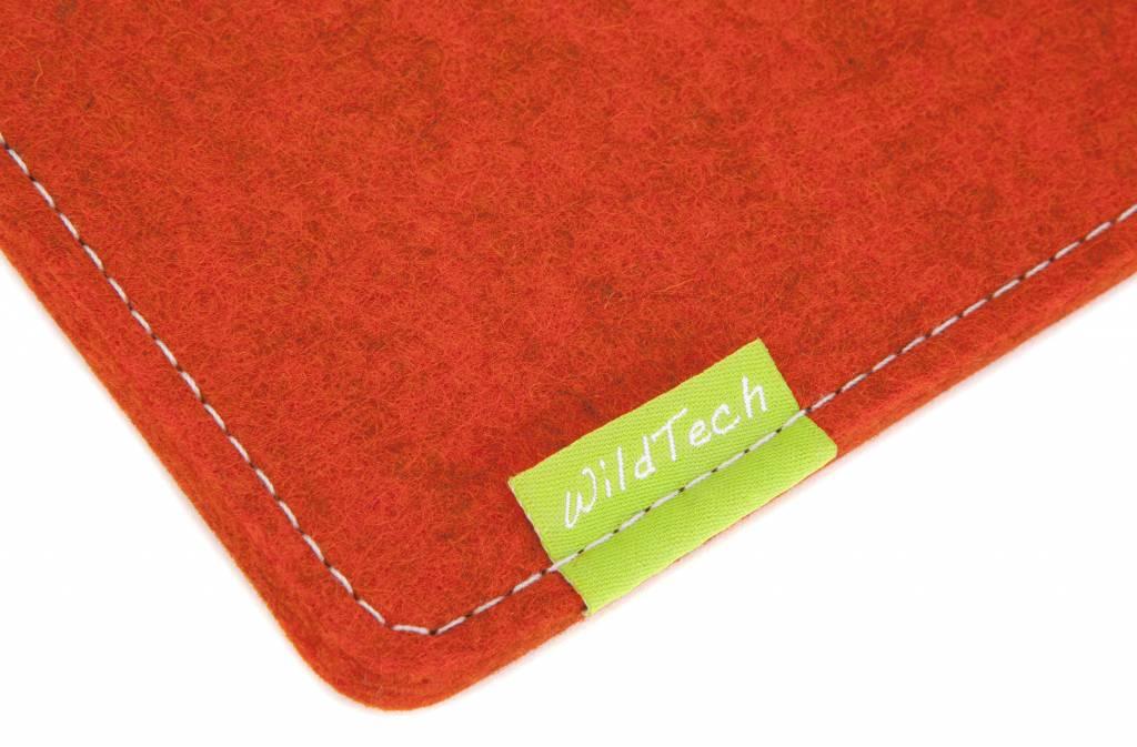 Kindle Sleeve Rust-3